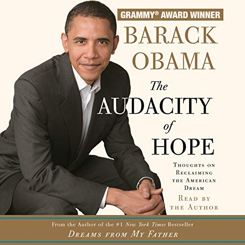 9780739366417: The Audacity of Hope: Thoughts on Reclaiming the American Dream