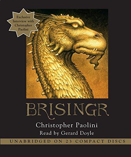 9780739368046: Brisingr (Inheritance (Audio))