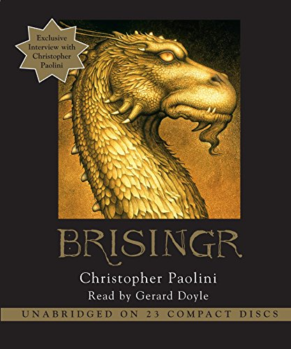 Brisingr (Compact Disc): Christopher Paolini
