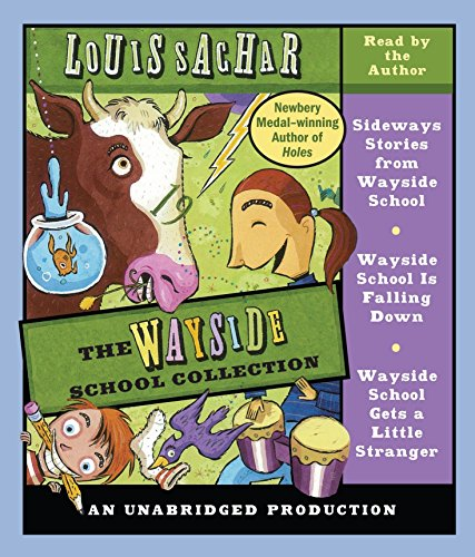 The Wayside School Collection: Sideways Stories from Wayside School/Wayside School Is Falling ...