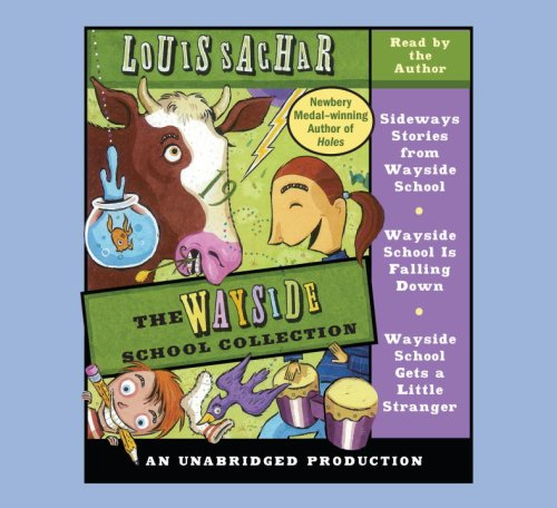 9780739368206: The Wayside School Collection, Narrated By Louis Sachar, 7 Cds [Complete & Unabridged Audio Work]