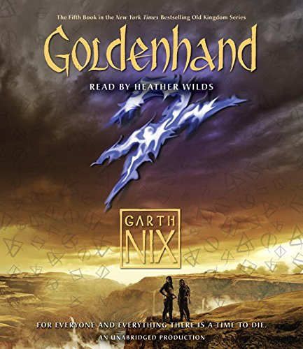 Goldenhand (Compact Disc): Garth Nix