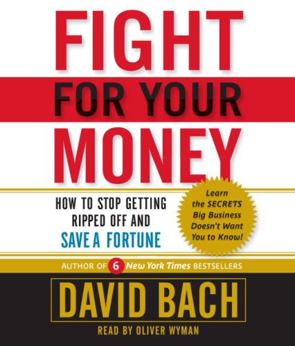 9780739368855: Fight For Your Money