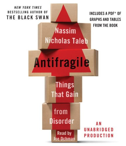 9780739370698: Antifragile: Things That Gain from Disorder: Includes PDF