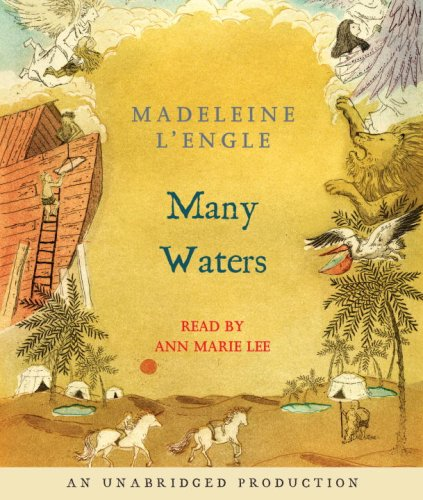 9780739371978: Many Waters (Madeleine L'Engle's Time Quintet)