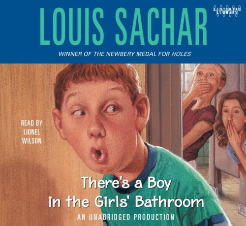 9780739372135: There's a Boy in the Girls' Bathroom