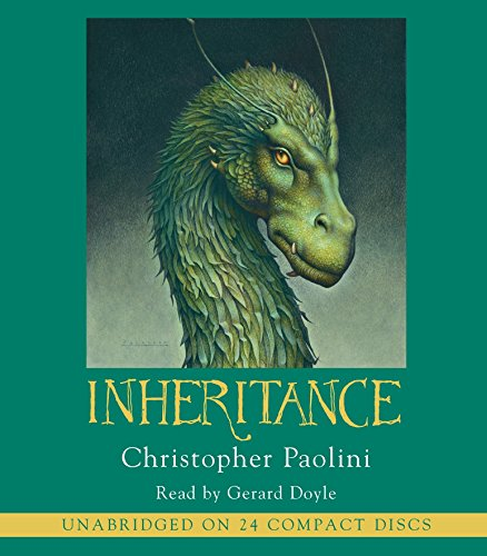 Inheritance Format: AudioCD: PAOLINI, CHRISTOPHER