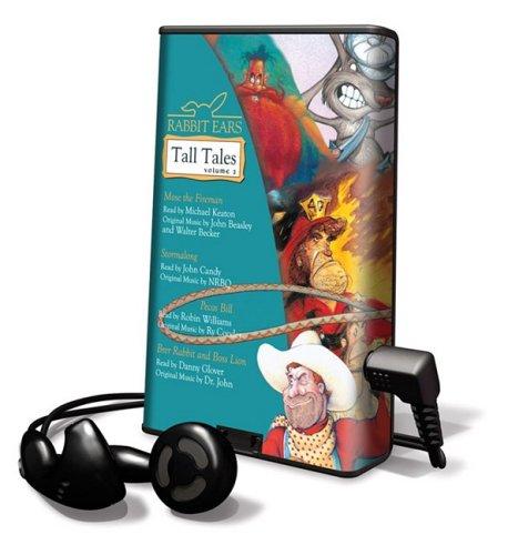 9780739375471: Rabbit Ears Treasury of Tall Tales: Library Edition (Rabbit Ears: Treasury of Tall Tales (Playaway))
