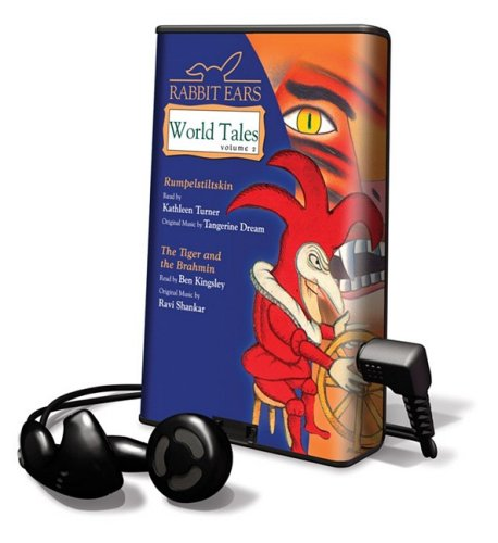 Rabbit Ears Treasury of World Tales: Library Edition: Listening Library