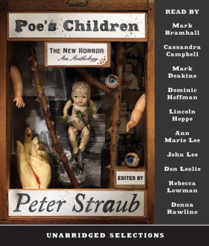 9780739375990: Poe's Children: The New Horror: An Anthology