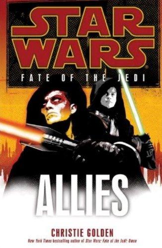 Star Wars- Fate of the Jedi: Allies: Golden, Christie
