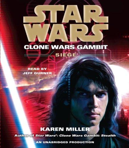 9780739376850: Star Wars: Clone Wars Gambit - Siege