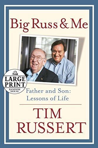 9780739377475: Big Russ and Me (Random House Large Print)