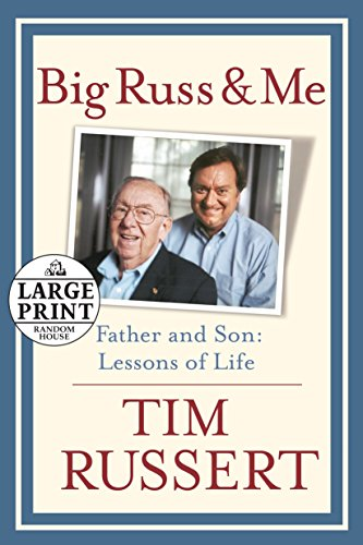 9780739377475: Big Russ and Me (Random House Large Print)