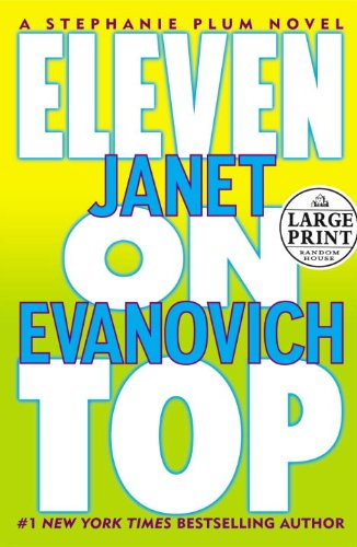 9780739377482: Eleven On Top (Random House Large Print)