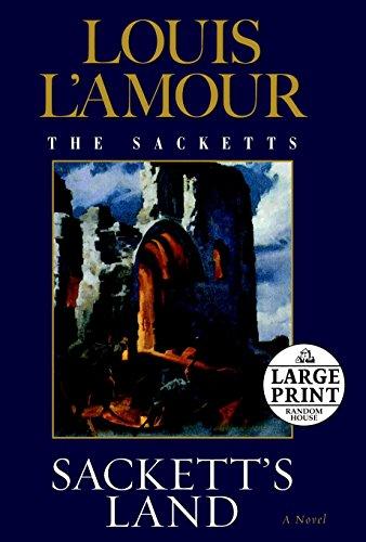 9780739377499: Sackett's Land (Random House Large Print)