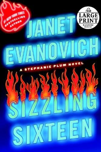 9780739377727: Sizzling Sixteen (Random House Large Print)