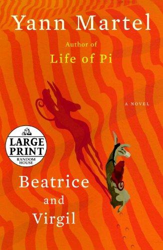 9780739377802: Beatrice and Virgil: A Novel (Random House Large Print)