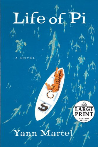 Life of Pi (Random House Large Print): Yann Martel