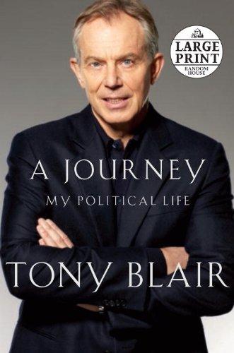 9780739377963: A Journey: My Political Life (Random House Large Print)