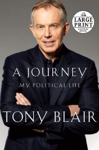 9780739377963: A Journey: My Political Life (Random House Large Print)