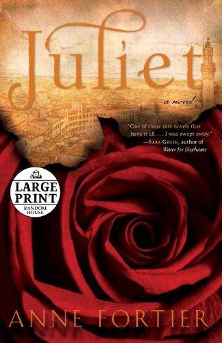 9780739377994: Juliet (Random House Large Print)