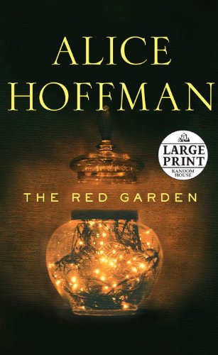 9780739378120: The Red Garden (Random House Large Print)