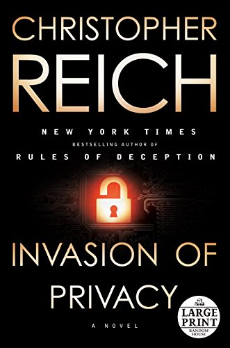 Invasion Of Privacy 9780739378151 One woman's quest to discover the truth behind her husband's death will pit her against a new generation of cutting-edge surveillance technology and the most dangerous conspiracy in America—Invasion of Privacy is the riveting, new standalone suspense novel from New York Times bestselling author Christopher Reich.      On a remote, dusty road forty miles outside of Austin, Texas, FBI agent Joe Grant and a confidential informant are killed in a deadly shootout. Left to pick up the pieces is Mary Grant, Joe's young wife and mother of their two daughters. The official report places blame for the deaths on Joe's shoulders . . . but the story just doesn't add up and Mary has too many troubling questions that need answers. How did Joe's final voice mail—containing a cryptic warning for Mary, recorded moments before the fatal shooting—disappear without a trace from her phone?         Stonewalled by the FBI, Mary will be drawn into a deadly conspiracy that puts her in the crosshairs of the richest and most powerful men in America . . . and the newest and most terrifying surveillance system known to man.      New York Times bestselling author Christopher Reich is the master of crafting thrillers of the highest caliber, with nonstop action and nail-biting suspense. Invasion of Privacy is his richest, most relevant novel to date and will have readers hooked from the first page to the last. Your privacy is for sale. From the Hardcover edition.