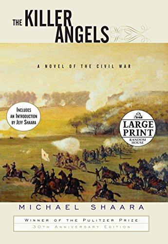 9780739378168: The Killer Angels (Random House Large Print)