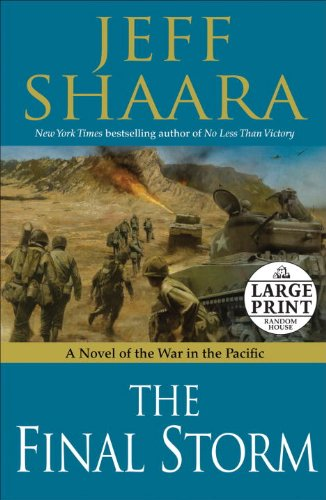 9780739378205: The Final Storm (The War in the Pacific)