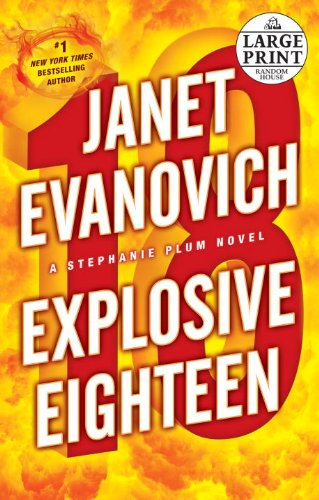9780739378229: Explosive Eighteen: A Stephanie Plum Novel (Stephanie Plum Novels)