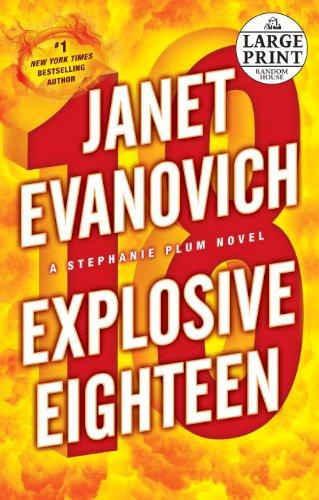 9780739378229: Explosive Eighteen: A Stephanie Plum Novel (Stephanie Plum Novels)