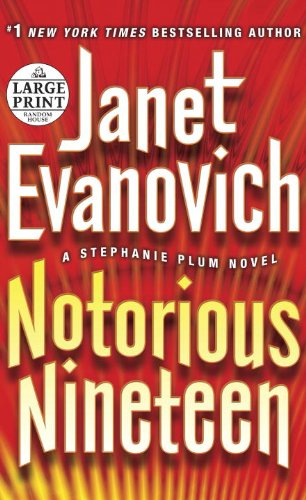 9780739378236: Notorious Nineteen: A Stephanie Plum Novel (Random House Large Print)
