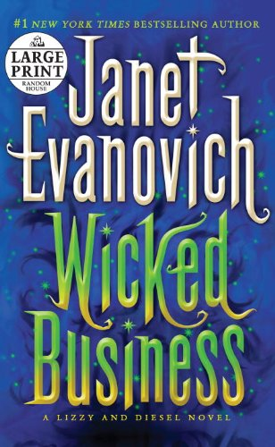 9780739378243: Wicked Business: A Lizzy and Diesel Novel (Lizzy & Diesel)