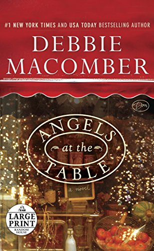 9780739378267: Angels at the Table: A Shirley, Goodness, and Mercy Christmas Story (Random House Large Print)