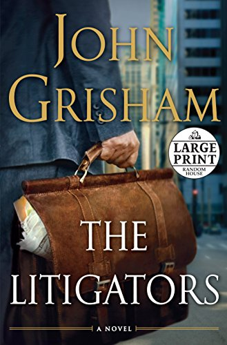 9780739378335: The Litigators (Random House Large Print)