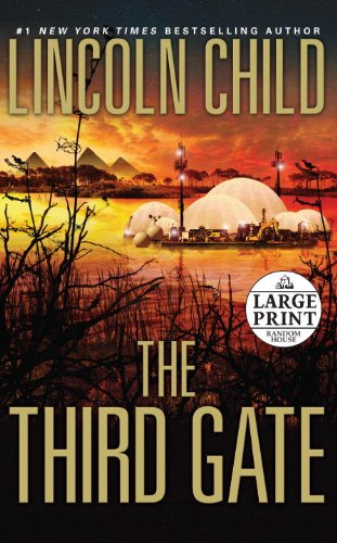 9780739378359: The Third Gate (Random House Large Print)