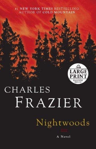 9780739378403: Nightwoods (Random House Large Print)