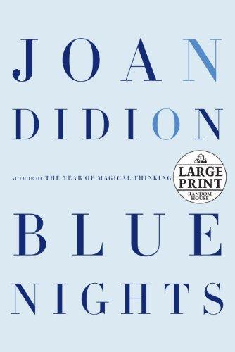 9780739378434: Blue Nights