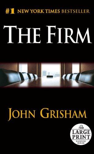 9780739378533: The Firm (Random House Large Print)