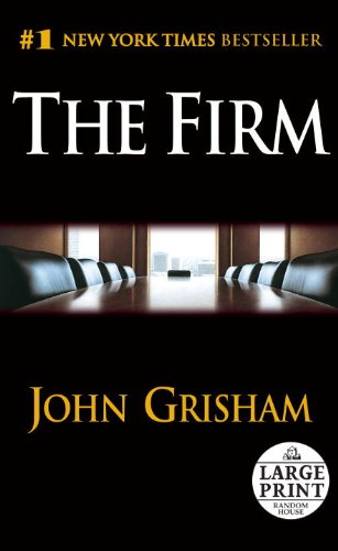 9780739378533: The Firm (Random House Large Print)