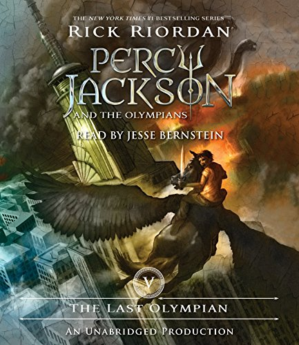 9780739380338: The Last Olympian (Percy Jackson and the Olympians, Book 5)