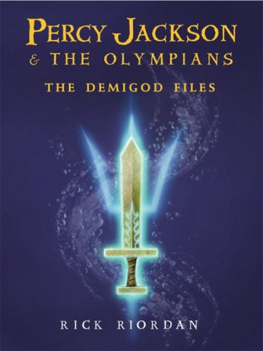 Percy Jackson and the Olympians: the Demigod Files, narrated by Jesse Bernstein, 3 CDs [Complete &...