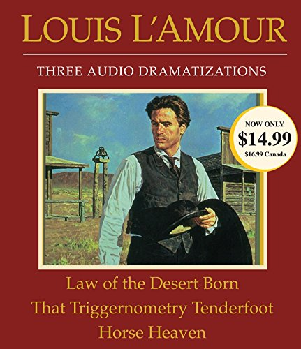 9780739383827: Law of the Desert Born/That Triggernometry Tenderfoot/Horse Heaven