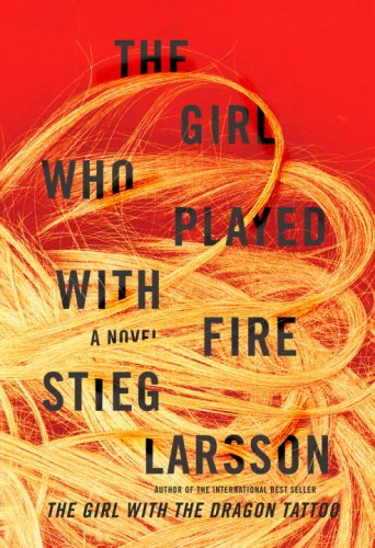 9780739384169: The Girl Who Played with Fire (Random House Large Print)