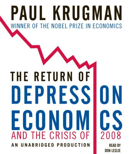 9780739384725: The Return of Depression Economics and the Crisis of 2008