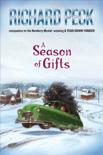 A Season of Gifts: Peck, Richard
