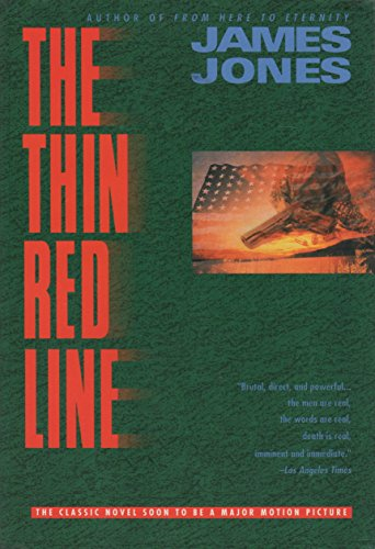 9780739400586: The Thin Red Line (Hardcover- Delta, 1991)