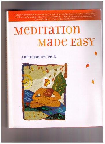 9780739400654: Meditation Made Easy
