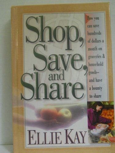 9780739401231: Shop, Save, and Share